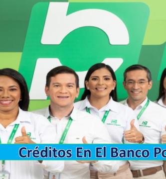 ➡ Créditos Disponibles En El Banco Popular