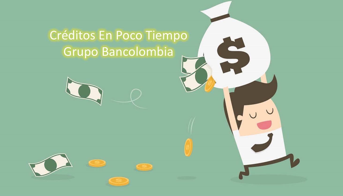 Bancolombia tiene créditos disponibles para ofrecer