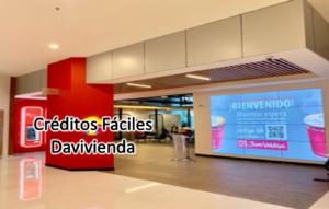 Los colombianos solicitan un crédito en Davivienda