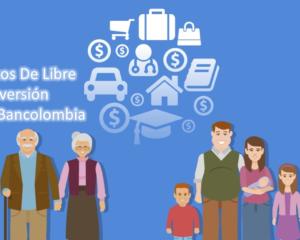 Diversos créditos junto a Bancolombia