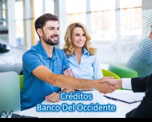 Préstamos Personales en Banco Occidental