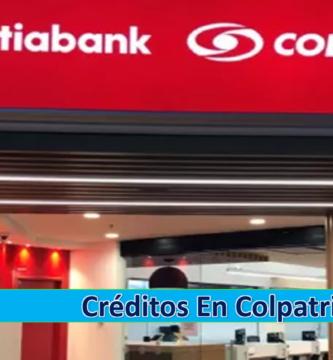 ➡ Créditos en Colpatria - Prestamos Rápidos